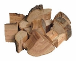 Apple Wood Chunks - 1/2 Cu Ft
