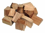 Hickory Wood Chunks - 1/2 Cu Ft