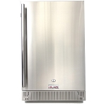 Blaze Stainless Compact Outdoor Refrigerator 4.1 cu