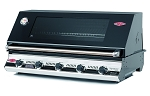 Beefeater Signature 5 Burner Black Porcelain Grill - NG