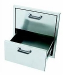 Caliber 20 Inch Double Access Drawers