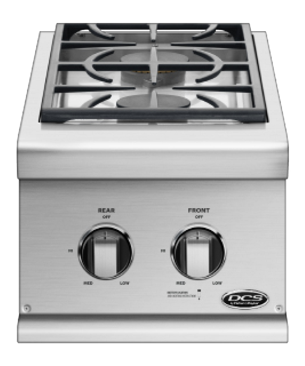 DCS 14 Inch Series 7 Double Side Burner Natural Gas