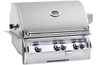 Fire Magic Echelon Diamond Series E660i Natural Gas Grill with Rotisserie Backburner