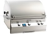 Fire Magic Aurora A660i Natural Gas Grill with Rotisserie Backburner