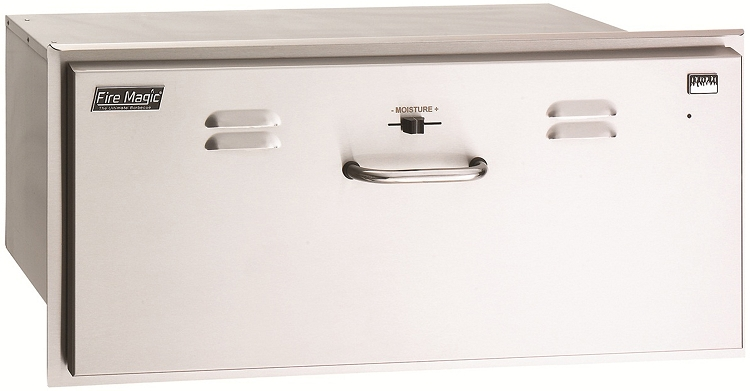 Fire Magic Aurora 30 Inch Electric Warming Drawer