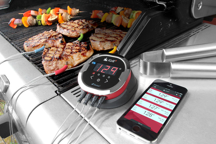 iGrill 2 Bluetooth Thermometer Set