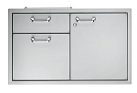 Lynx 30 Inch Door and Drawer Combo