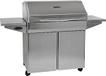 Memphis Elite Pellet Grill - On Cart