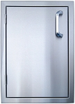 BBQ Island 17 Inch x 24 Inch Vertical Access Door - 260 Series
