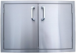 BBQ Island 30 Inch Double Access Doors - 260 Series