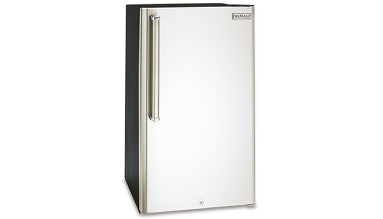 Fire Magic Premium Outdoor Refrigerator With Stainless Steel Door Tap To Expand