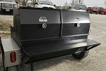 The Good One Pit Boss - Trailer Smoker
