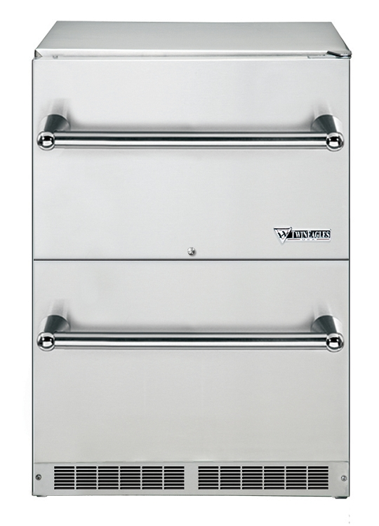 Twin Eagles Outdoor Refrigerated Drawers