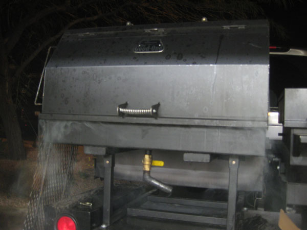 The Chuckwagon Smoker