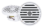Aquatic AV 6.5 Inch Elite Series Speakers (White - Pair)