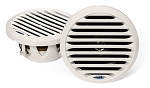 Aquatic AV 6.5 Inch Pro Series Speakers (White - Pair)
