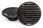 Aquatic AV 6.5 Inch Economy Series Speakers  (Black - Pair)