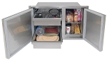 Alfresco 42-inch Dry Storage Pantry - Low Profile Unit