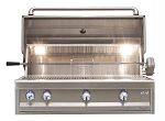Artisan 42 Inch Propane Grill With Lights and Rotisserie