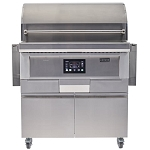 Coyote 36 Inch Freestanding Pellet Grill