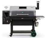 Green Mountain Grills Jim Bowie Prime Plus SS Hood