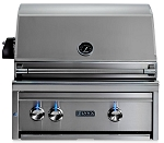 Lynx 27 Inch Professional Natural Gas Grill with Rotisserie