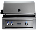 Lynx 30 Inch Professional All Trident Natural Gas Grill w/ Rotisserie