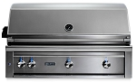 Lynx 42 Inch Professional All Trident Natural Gas Grill w/ Rotisserie