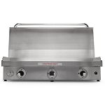 Le Griddle Stainless Steel 3 Burner Propane