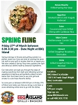 3/27 Big Swede BBQ Spring Fling Date Night Class - CANCELLED