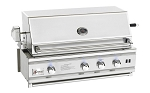 Summerset TRLD 32 Inch Propane Grill with Rotisserie and Lights