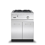 Viking 26 Inch Wok-Cooker Cabinet - $1049