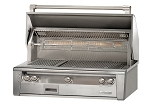 Alfresco LXE Series 42 Inch SearZone Natural Gas Grill