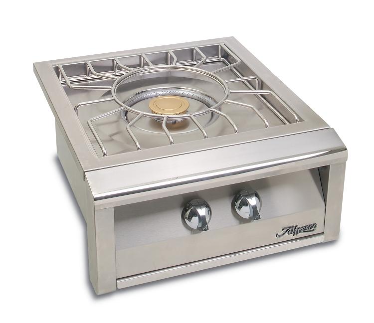 Alfresco 24 Inch Versa Power Natural Gas Cooker