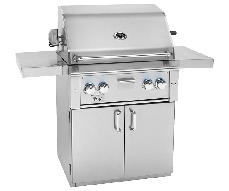 Alturi 30 Inch Natural Gas Grill on Cart