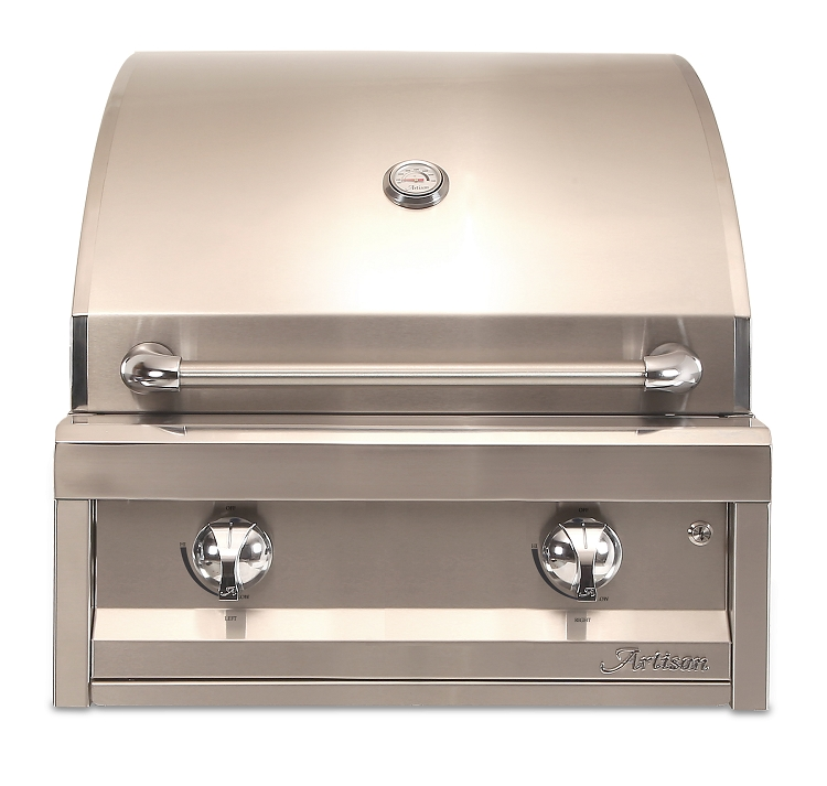 Artisan 26 Inch Propane Gas Grill