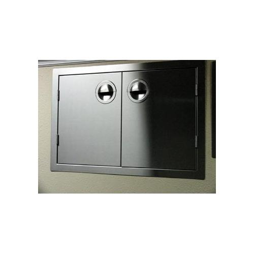 BBQ Island 42 Inch Access Doors - 200 Series