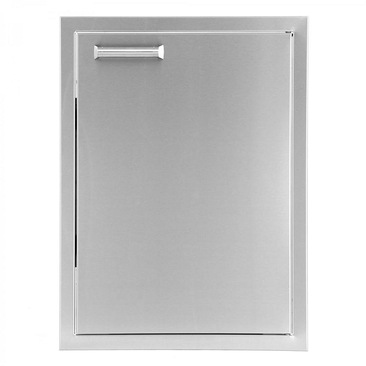 BBQ Island 17x24 Vertical Single Door Outdoor Kitchen Door