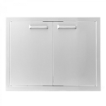 BBQ Island 350H Series  - 27 x 19 Inch Double Access Door