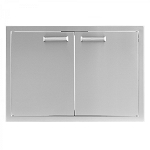 BBQ Island 350H Series  - 30 x 19 Inch Double Access Door