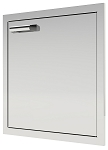BBQ Island 21 x 19 Inch Single Access Door - 350H Series