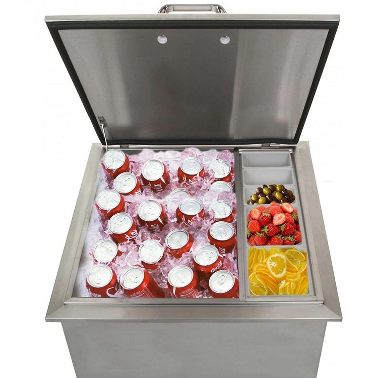 Bbq Island 24 Inch Drop In Cooler 260 Series
