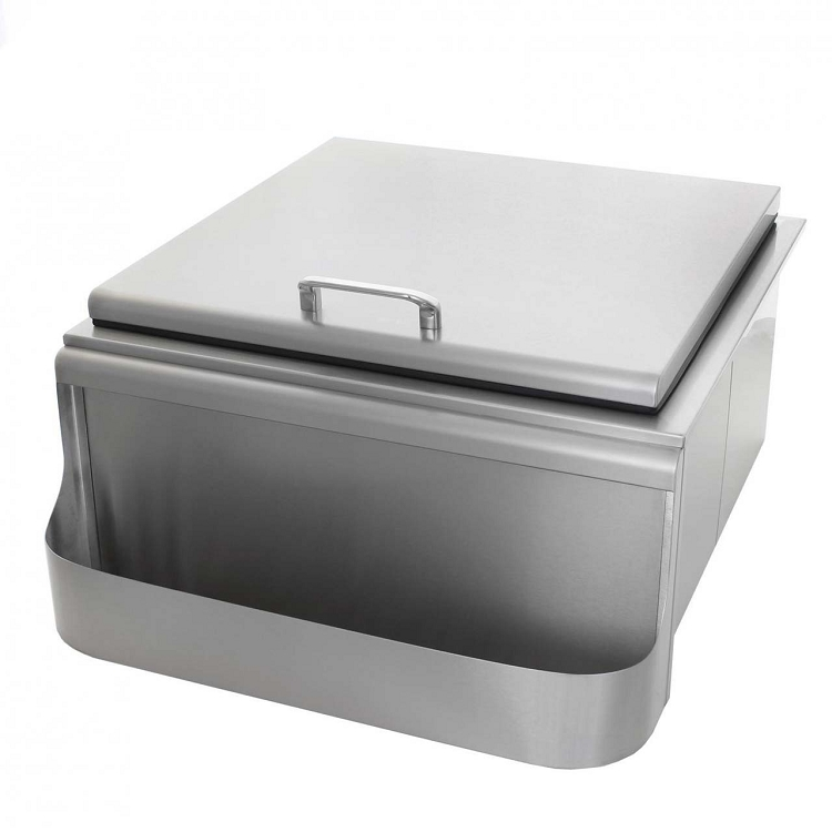 BBQ Island 18 x 18 Inch Slide in Cooler