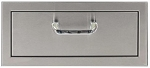BBQ Island 17 x 6 Single Storage Drawer - 260 Series
