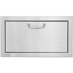 BBQ Island 30 x 15 Single Storage Drawer - 260 Series