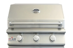BBQ Island 25 Inch 3 Burner Natural Gas Grill