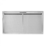 BBQ Island 350 Series - 350 36X19 Double Access Door