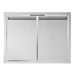 BBQ Island 350 Series - 350 27X19 Double Access Door
