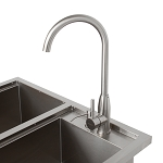 BBQ Island Faucet (sink not included)