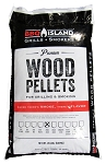 BBQ Island Apple Wood Pellets - 20 lbs